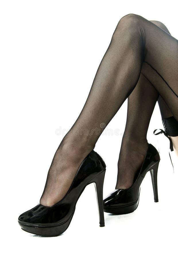 Download Legs in High Heels stock image. Image of heel, form, lady - 19977251