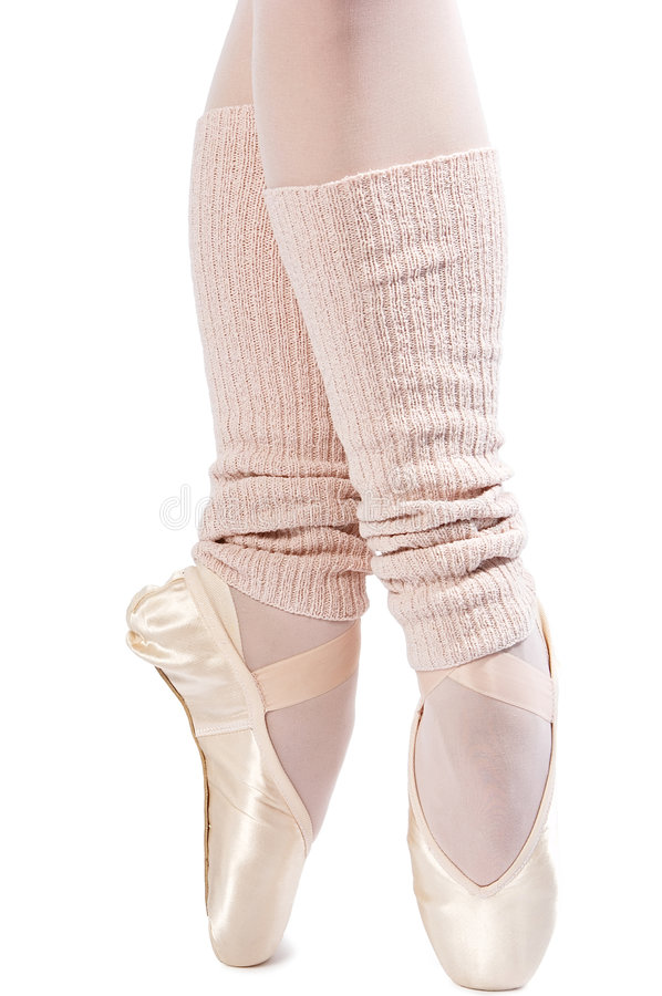 Free Legs In Ballet Shoes 1 Royalty Free Stock Photography - 2378157