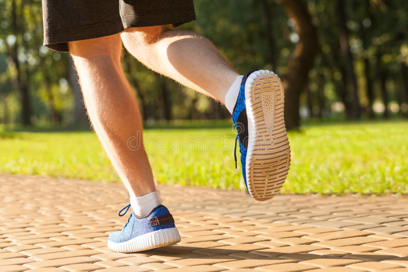 Legs.Move.Speed. Legs, Move, Speed in the park royalty free stock photos