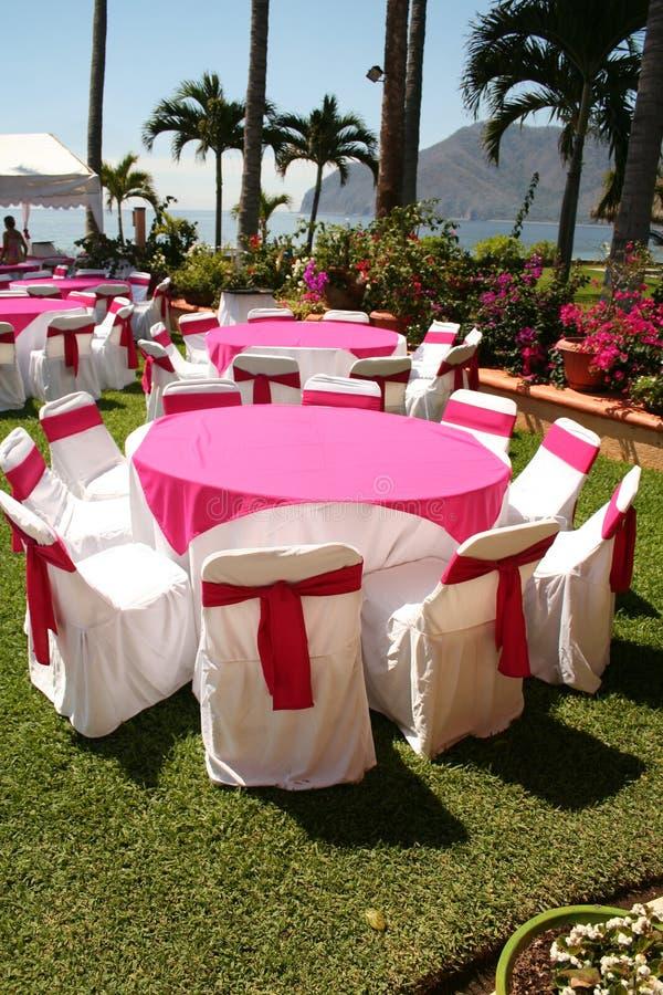 Legt FO-Hochzeitsereignis ver lizenzfreies stockfoto