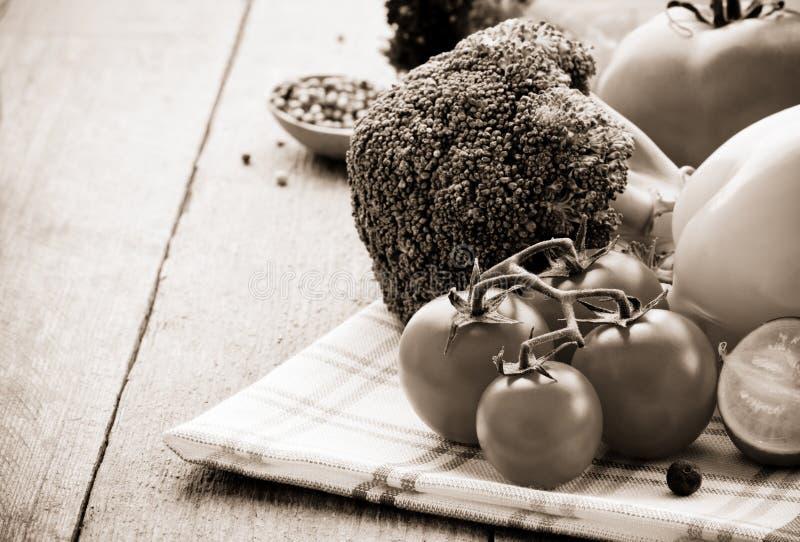 Legume fresco e alimento fotografia de stock
