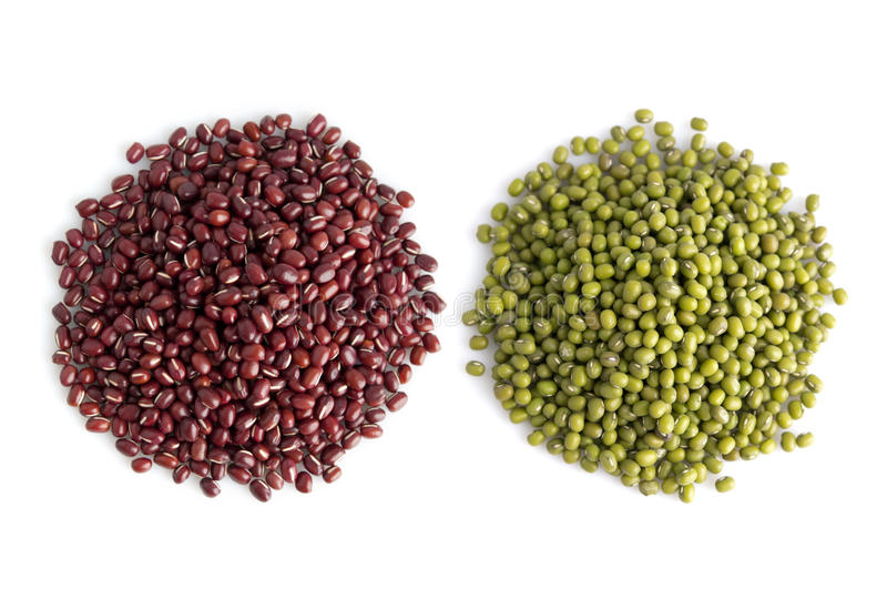 Legumes collection stock photo