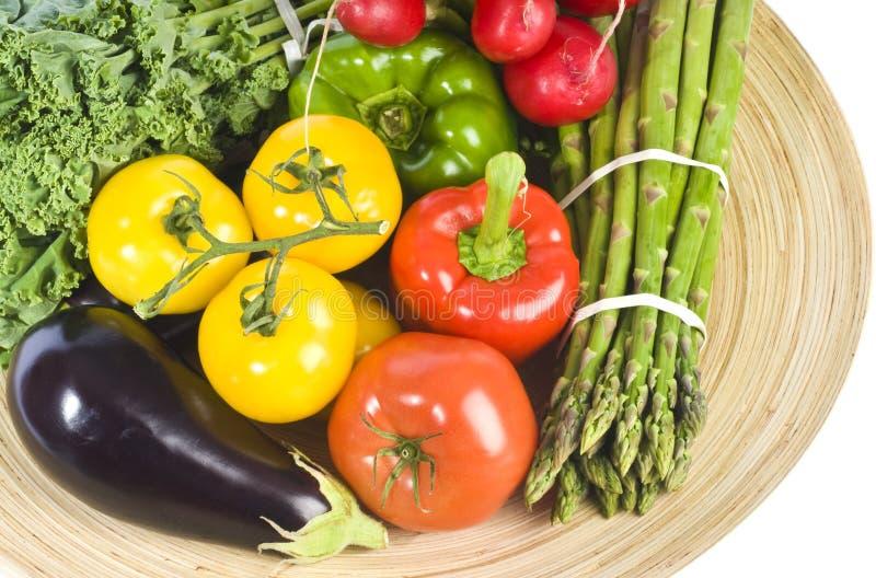 Legumes frescos fotografia de stock royalty free