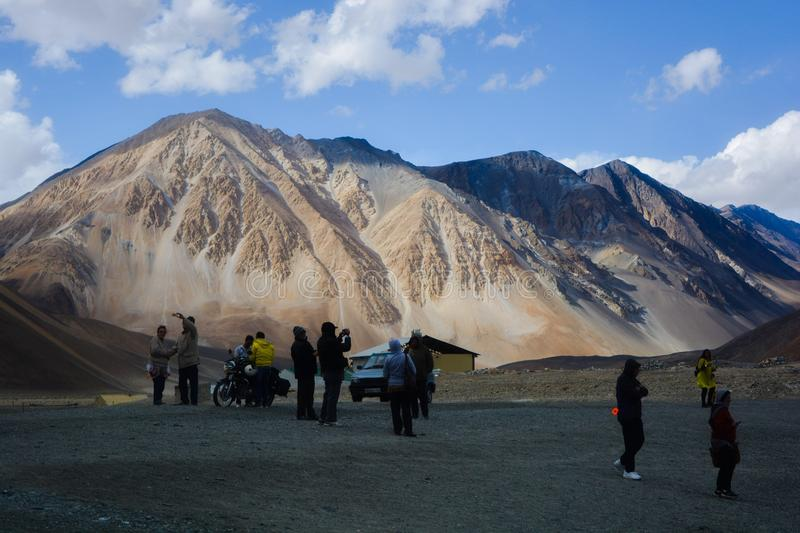 Leh, Ladakh fotografie stock