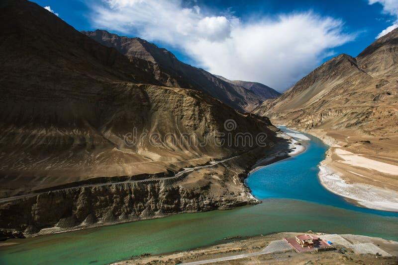 Leh Ladakh lizenzfreie stockfotografie
