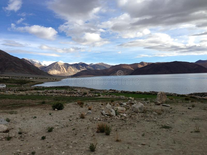 Leh Ladakh lizenzfreie stockfotos