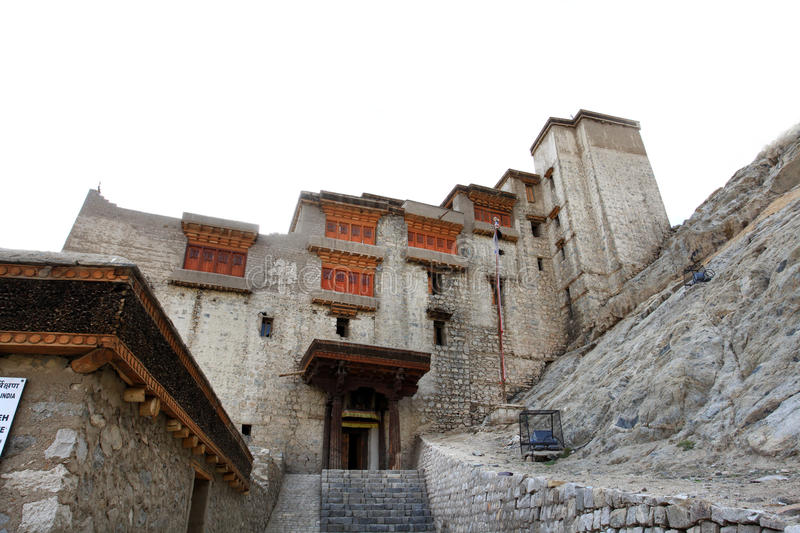 Download Leh palace stock photo. Image of monastery, ancient, temple - 25629748