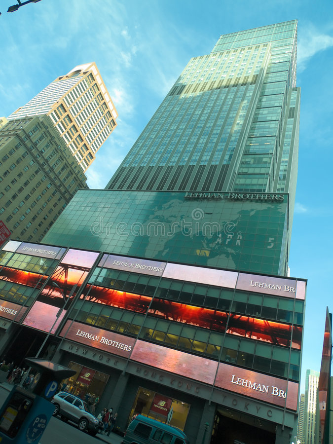 Lehman Brothers stock photos