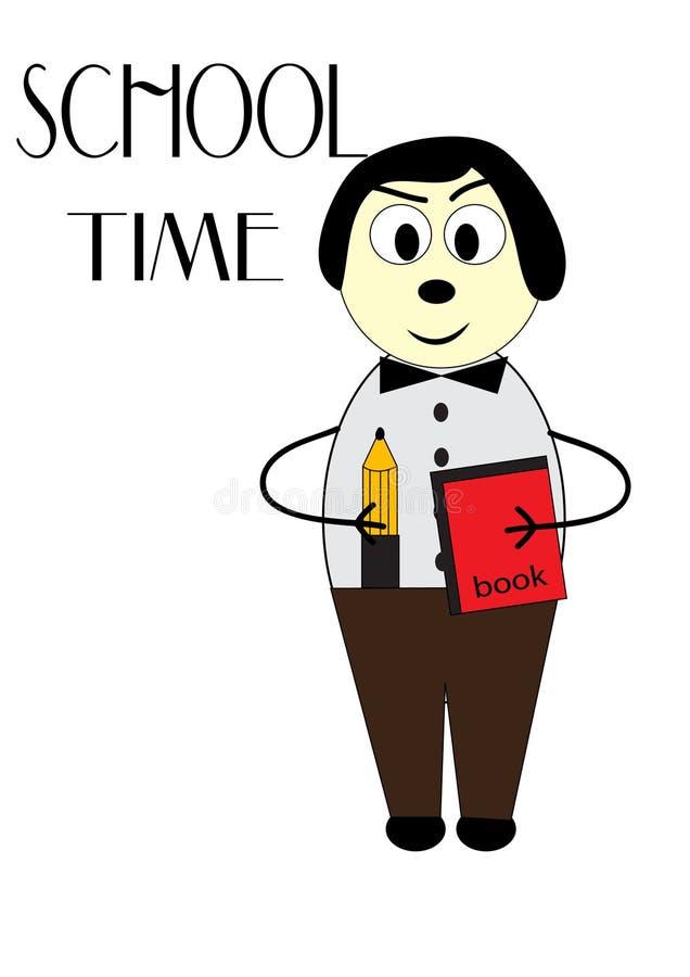 Lehrer stockfoto