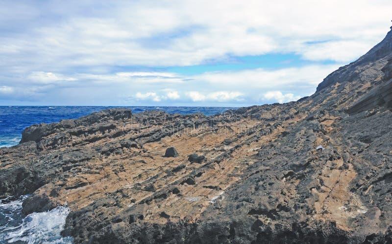 Download Lehua Rock in Hawaii stock image. Image of wilderness - 19257357