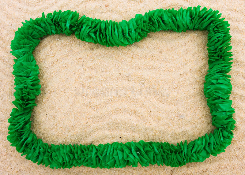 Download Lei Border Stock Images - Image: 13540104