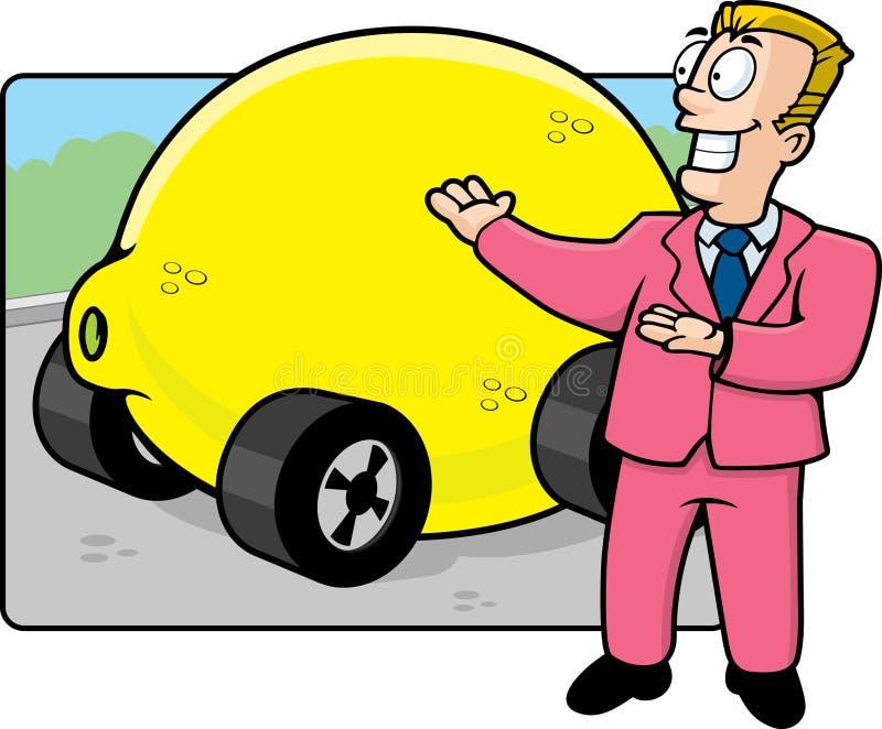 Lei de limão ilustração royalty free