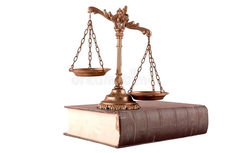 Lei e pedido imagem de stock