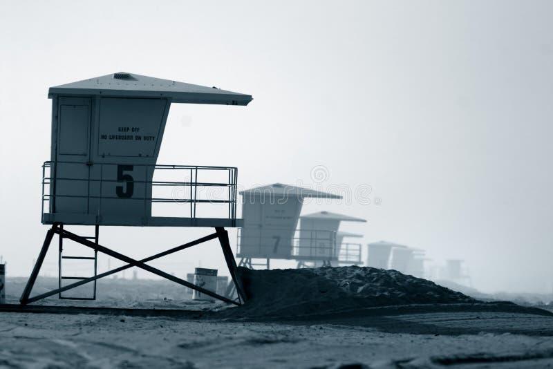 Leibwächter-Kontrollturm stockfotos