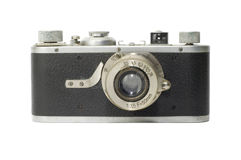 Download Leica 1 (or Leica A) stock image. Image of 35mm, model - 3662903