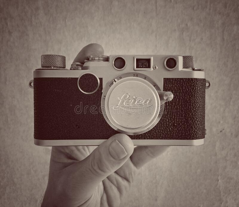 Leica IIf royalty free stock images