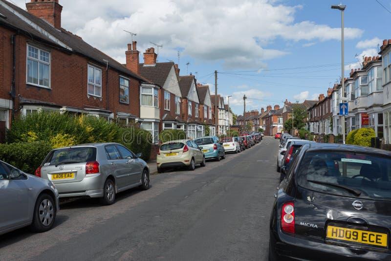 Leicester miasto zdjęcie royalty free