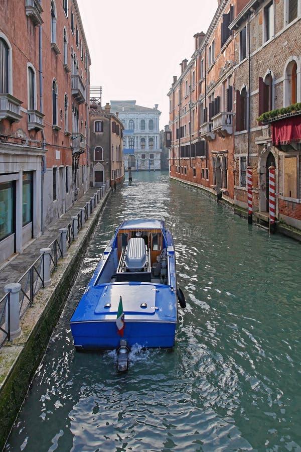 Leichenwagen Venedig lizenzfreie stockfotos