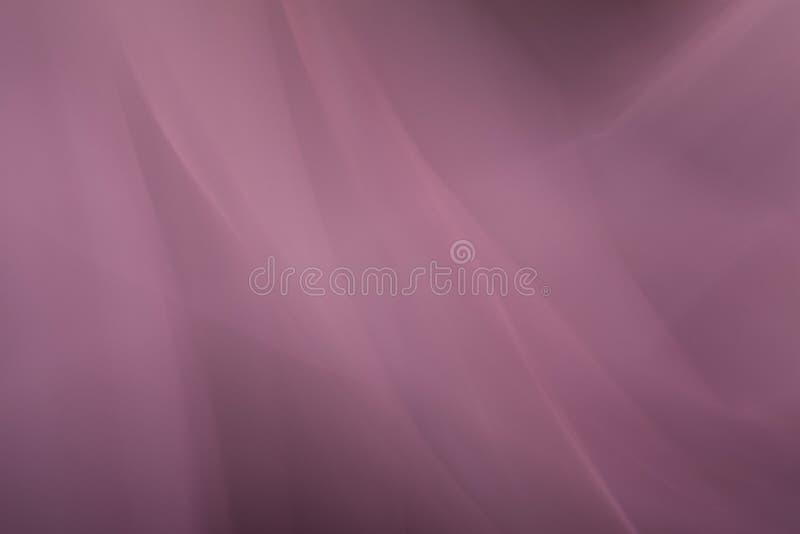 Leichter abstrakter lichtdurchl?ssiger Hintergrund von Tulle der Beerenfarbe lizenzfreies stockbild