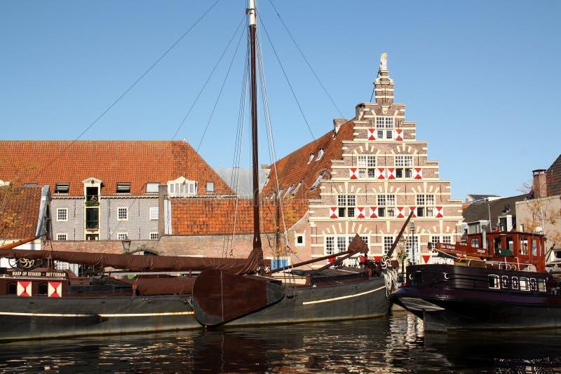 Leiden royalty free stock photography