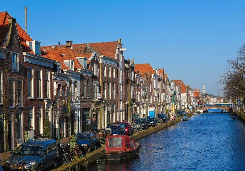 Download Leiden redactionele stock foto. Afbeelding bestaande uit europees - 39110448