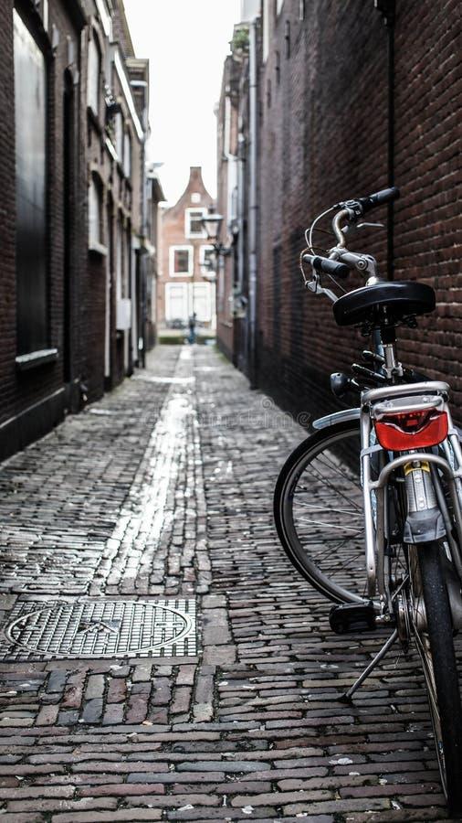 Leiden gränd fotografering för bildbyråer