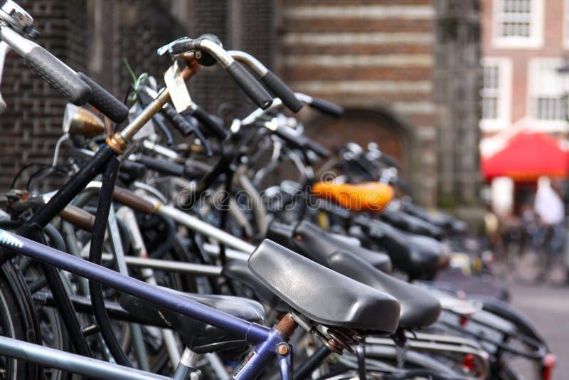 Leiden koła stojaki obrazy stock