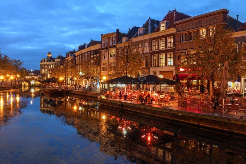 Leiden, Nederland royalty-vrije stock afbeelding