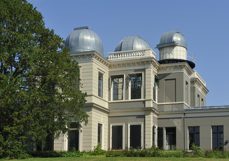 Download Leiden observatory stock image. Image of benelux, clear - 33373047