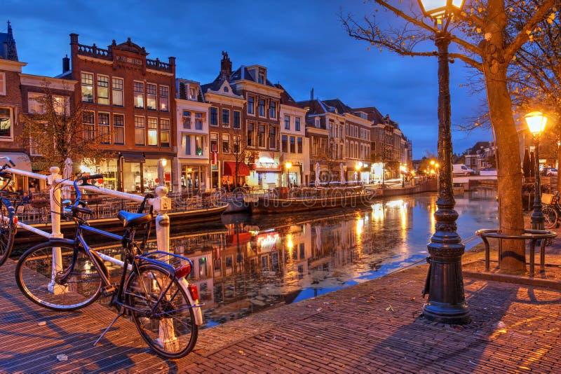 Leiden, Países Bajos fotos de archivo