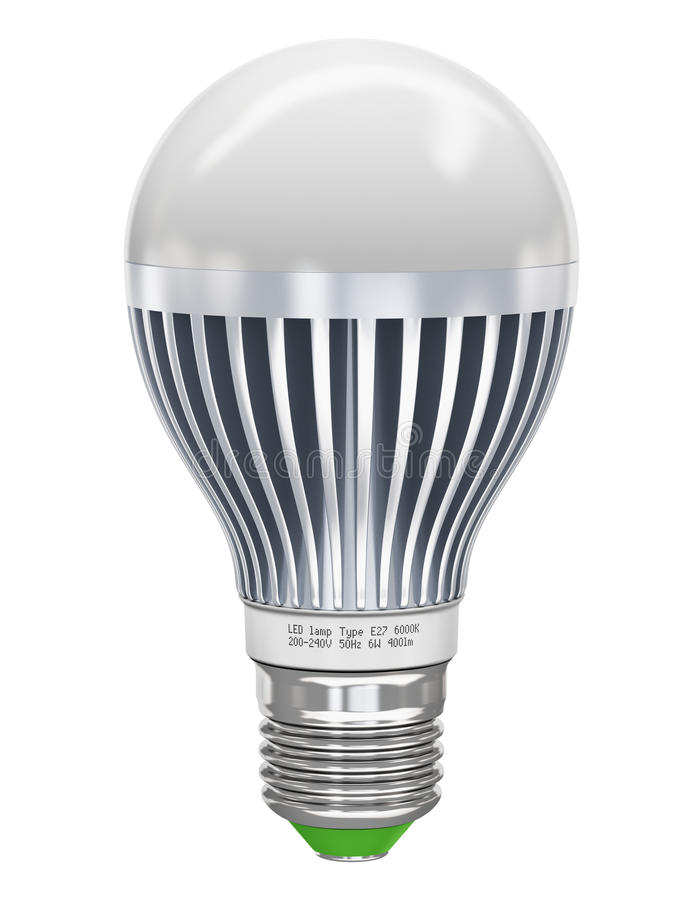 LEIDENE lamp stock illustratie