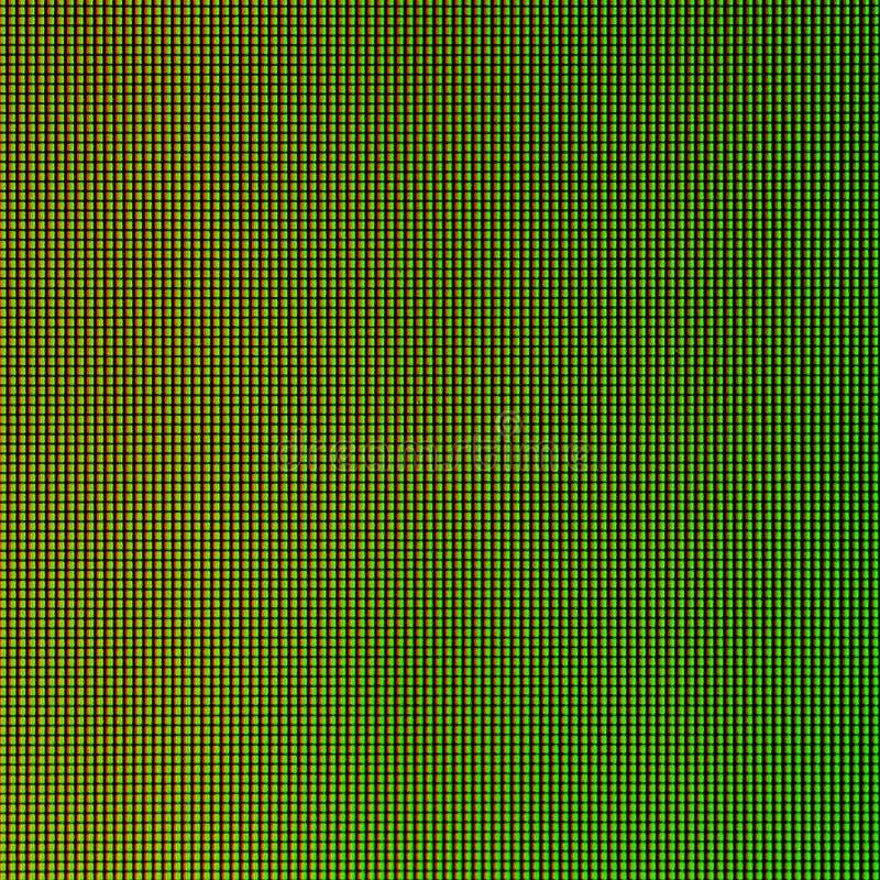 LEIDENE lichten van de vertoningspaneel computer van het HOOFDmonitorscherm voor grafisch websitemalplaatje elektriciteit of tech stock afbeeldingen