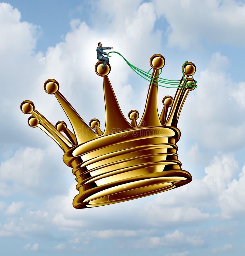 Leidingsbegeleiding royalty-vrije illustratie