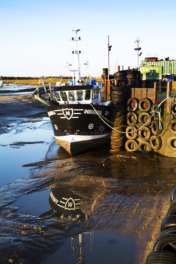 Leigh sul mare Morrings fotografia stock