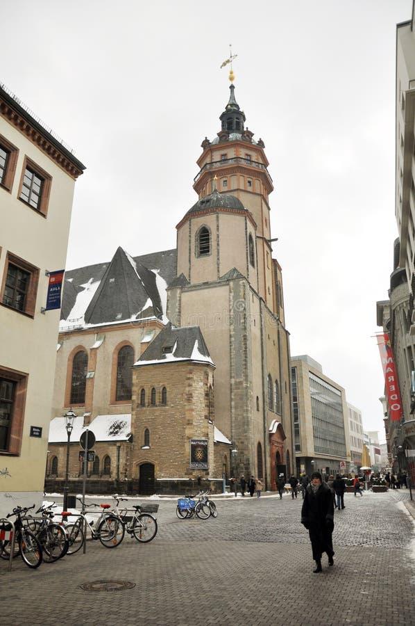 Nikolaikirche zdjęcie royalty free