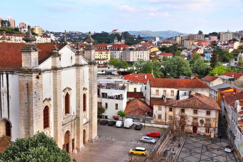 Leiria, Portugal lizenzfreie stockbilder