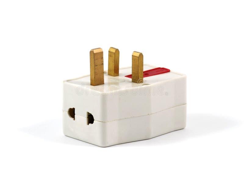 Leistung-Adapter stockbilder