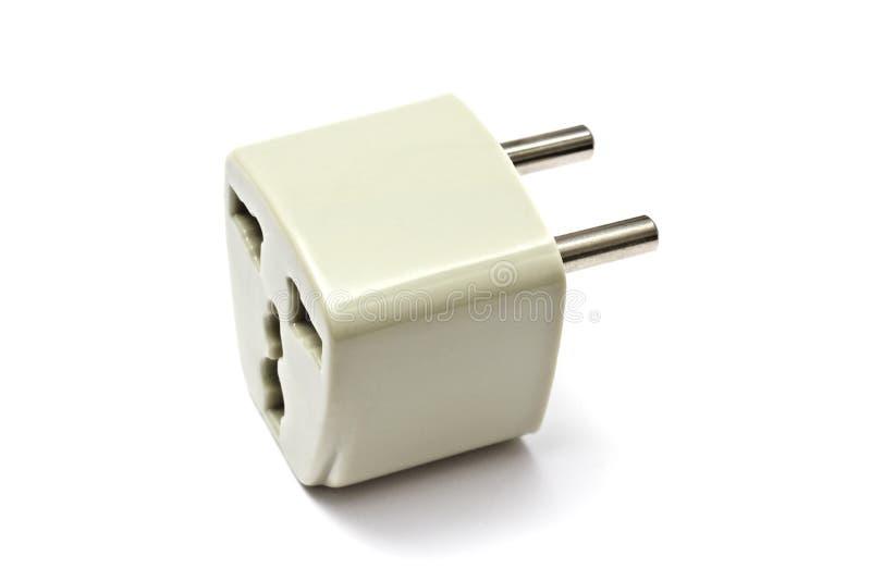 Leistung-Adapter stockfotografie