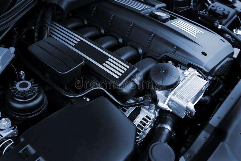 Leistungsfähiger Motor stockbilder