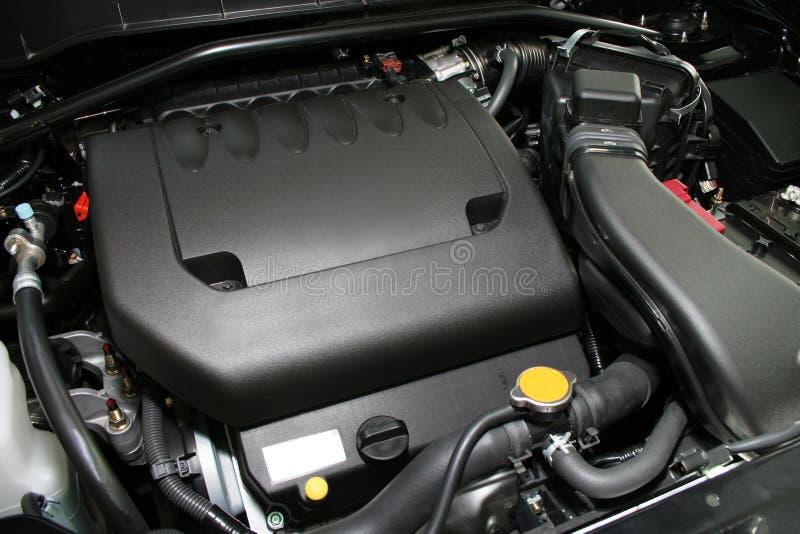 Leistungsfähiger Motor stockfoto