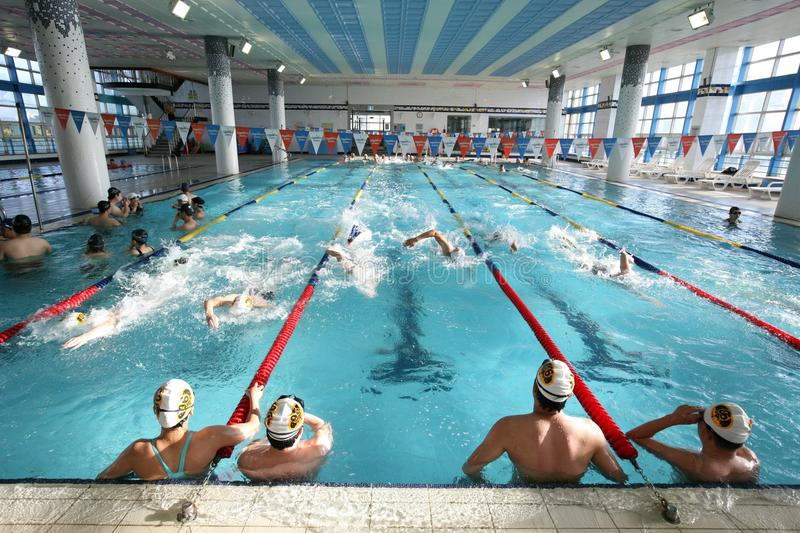 Leisure, Leisure Centre, Water, Swimming Pool royalty free stock image