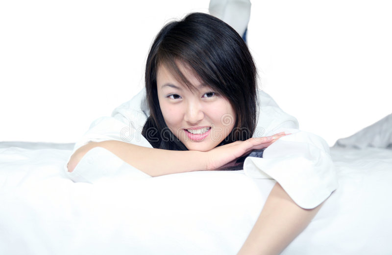 Download Leisure girl stock photo. Image of chinese, woman, beauty - 3629080