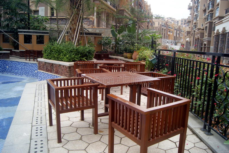 Download Leisure Tables And Chairs Stock Photos - Image: 35217143