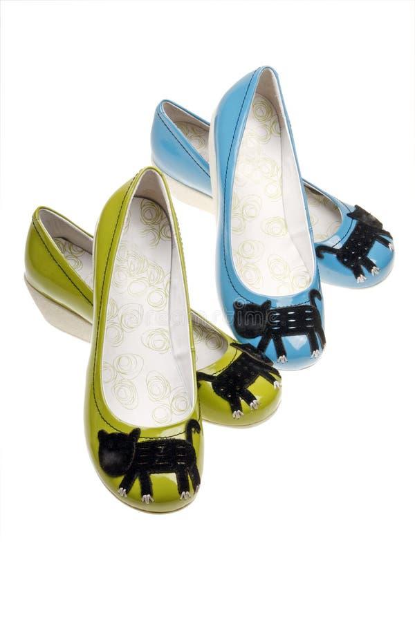 Free Leisure Women S Shoes Stock Photo - 14206640