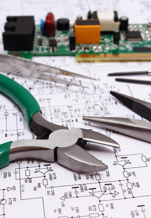 Berühmt Elektronik Diagramm Bilder - Elektrische Schaltplan-Ideen ...