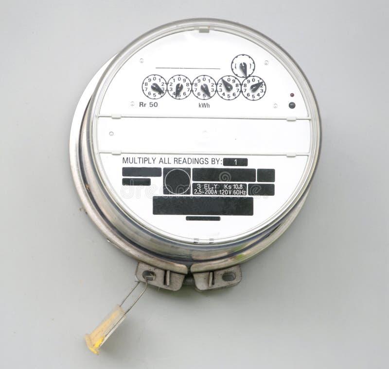 Leitor elétrico fotos de stock