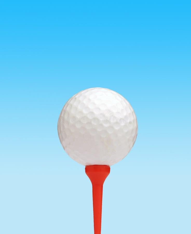 Lek av golf? arkivbild