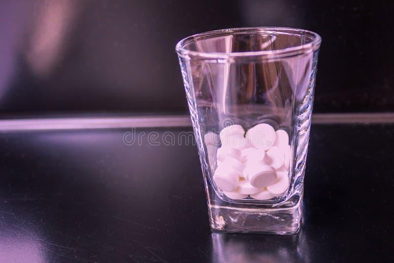 Lek od popijawy zdjęcia royalty free