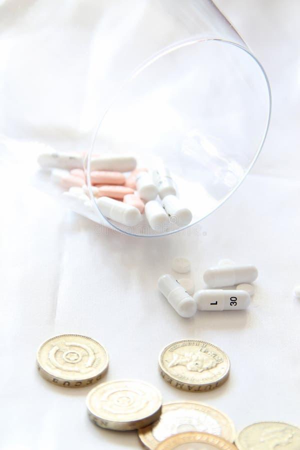 lek pieniędzy obraz stock