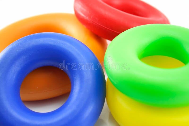 leka cirklar s för barn royaltyfri foto